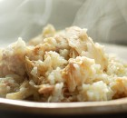 Рис с курицей и пряностями