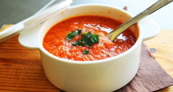 Рецепт супа из болгарского перца