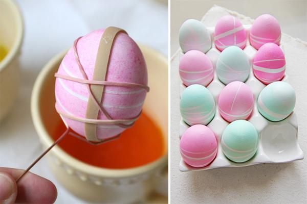 Идеи как красить яйца на Пасху