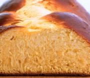 Итальянский пасхальный хлеб