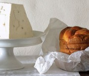 Русский пасхальный хлеб