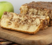Бабушкина шарлотка с яблоками