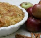 Быстрый пирог с яблоками и грушами Шарлотка