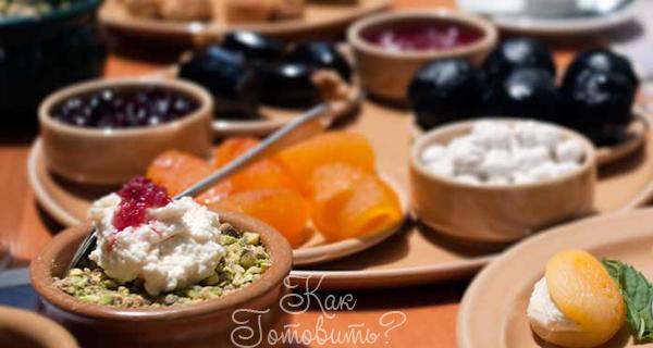 Кухня Кавказа