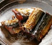 Сайра в духовке: простой рецепт