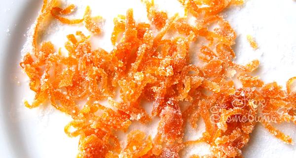 Зимняя заготовка: цукаты из апельсиновой цедры