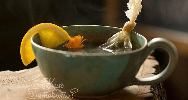 Травяной чай № 3.