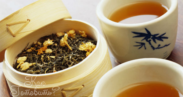 Травяной чай № 6.