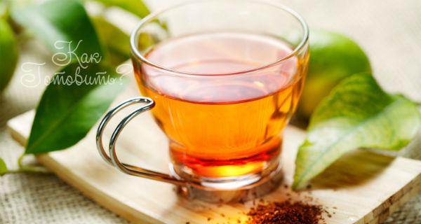Травяной чай № 7.