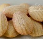 Постные печенья Мадлен