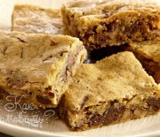 Печенье с черносливом и орехами