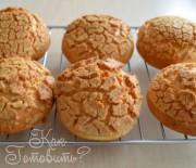 Пышное печенье на сметане