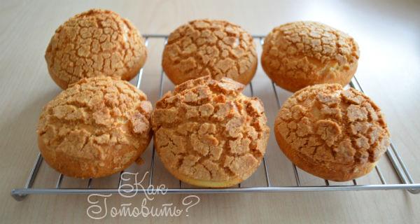 Тесто из сметаны для печенья