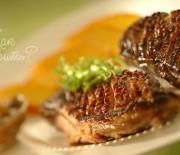Утка в цитрусовом соусе