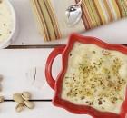 Домашний панир в молочном соусе