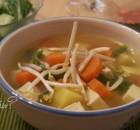 Индонезийский овощной суп