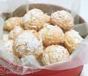 Постное печенье на огуречном рассоле
