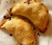Постные пирожки с грибами и картофелем