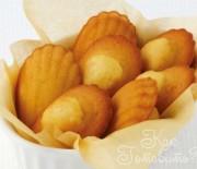 Печенье Мадлен от Пьера Эрме